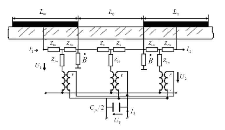 Модель базовой ячейки преобразователя
